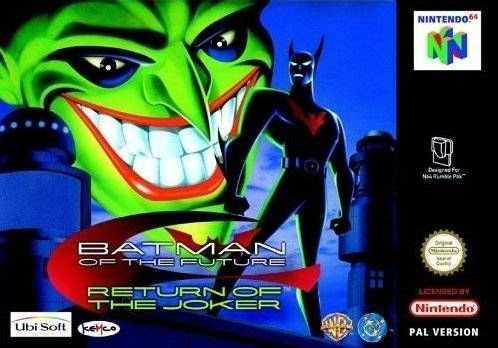 Batman Of The Future - Return Of The Joker