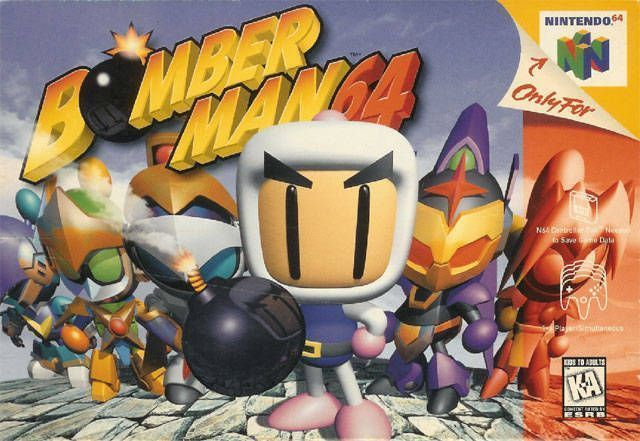 Bomberman 64 Nintendo 64 N64 Rom Download