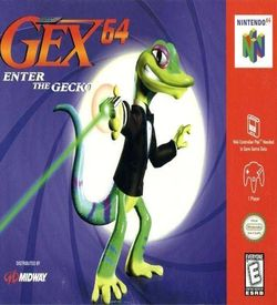 Gex 64 - Enter The Gecko