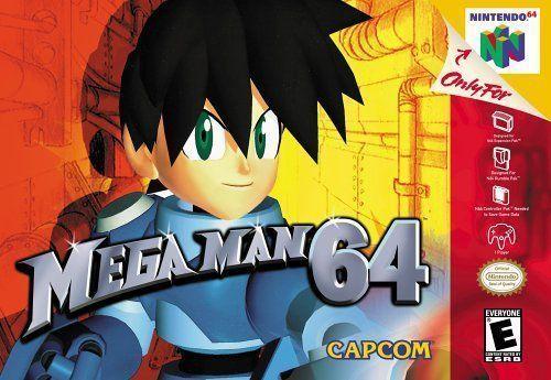 Mega Man 64 - Nintendo 64(N64) ROM Download