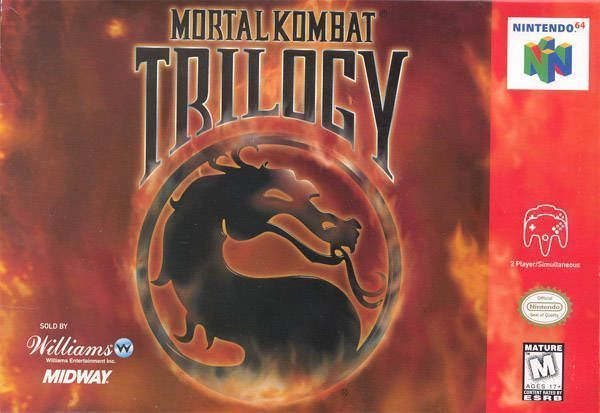 Mortal Kombat Trilogy (V1 2) - N64 ROM Free Download