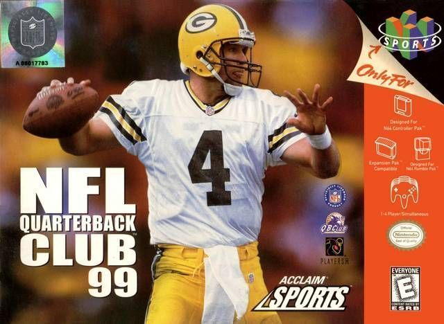 NFL Quarterback Club 99