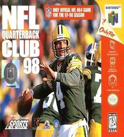NFL Quarterback Club 98