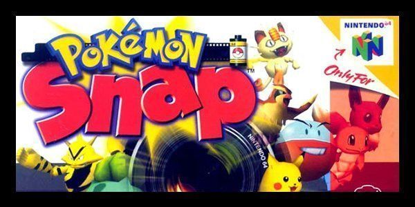 Pokemon Snap