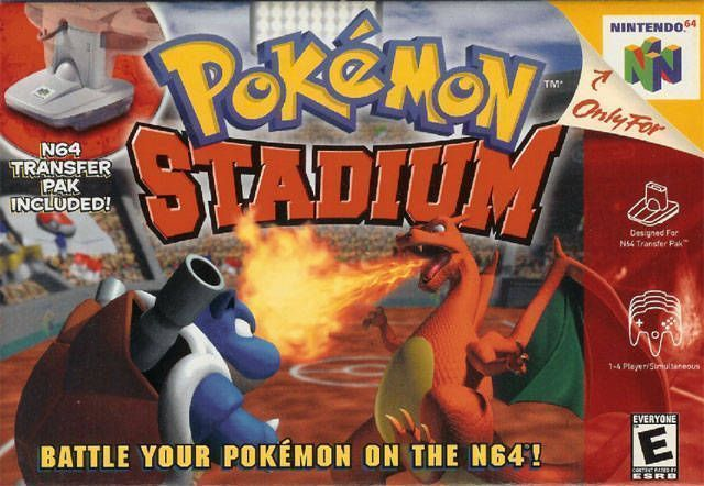 Pokemon Stadium (V1.1)