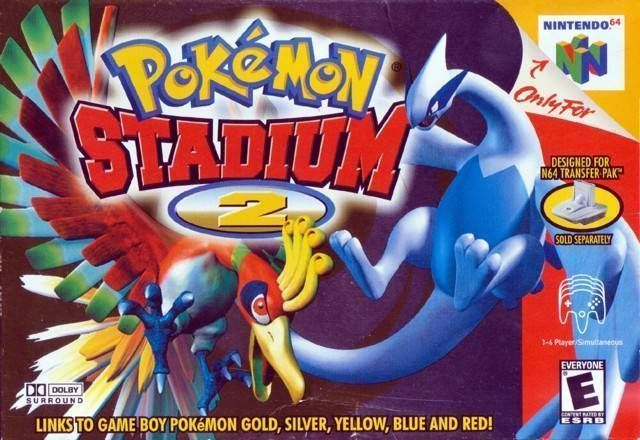 Pokemon Stadium 2 - Nintendo 64(N64) ROM Download
