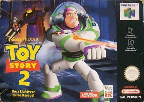 Toy Story 2 (USA) Nintendo 64 – Download ROM