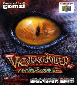 Violence Killer - Turok New Generation