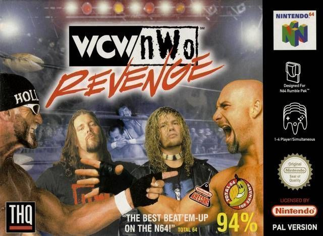 Image result for wcw revenge