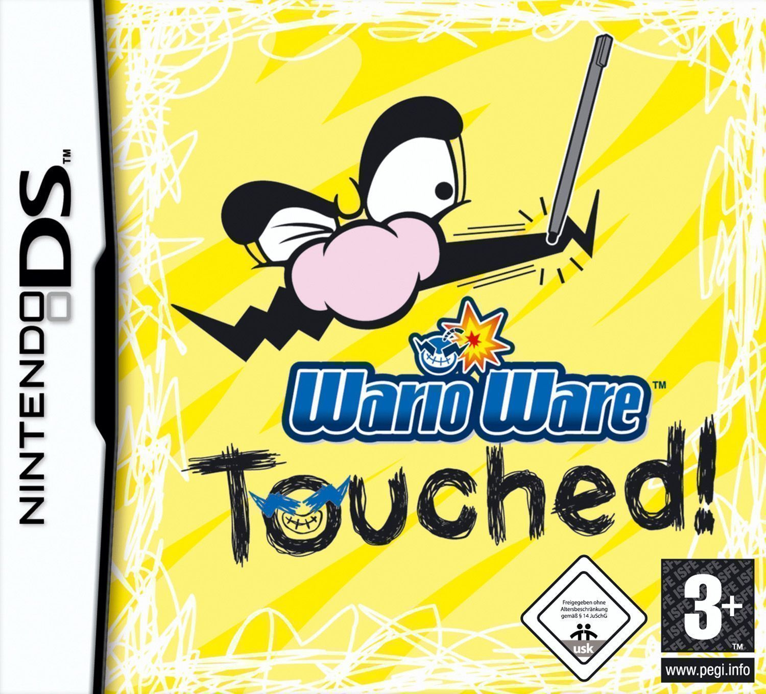 0018 - WarioWare - Touched!