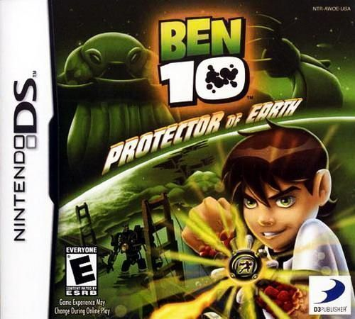 1629 - Ben 10 - Protector Of Earth - Nintendo DS(NDS) ROM Download