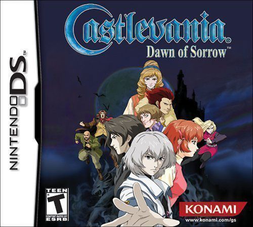 0105 Castlevania Dawn Of Sorrow Nintendo Ds Nds Rom Download
