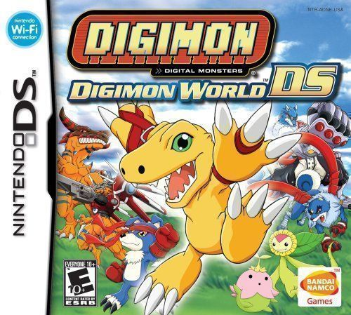 digimon world ds rom for mac