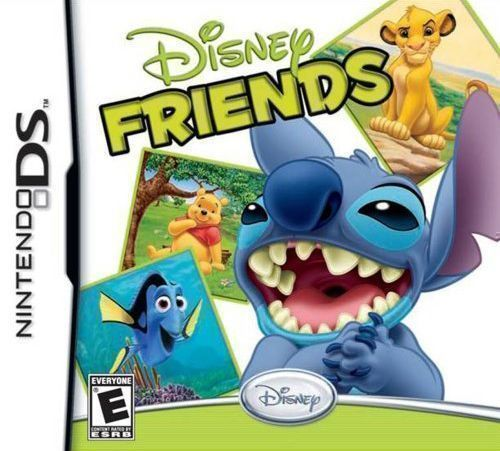 1524 - Disney Friends