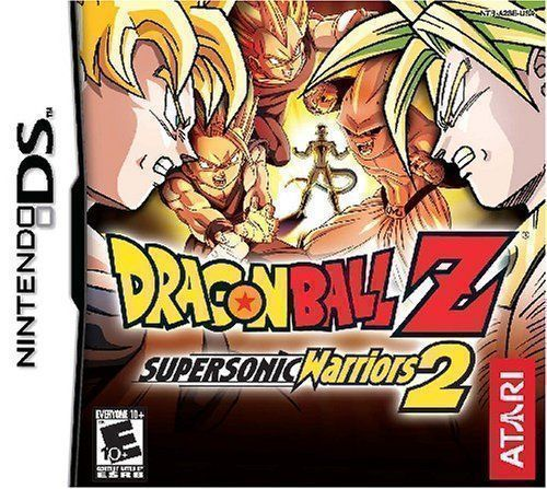 0304 - Dragon Ball Z - Supersonic Warriors 2 - Nintendo DS(NDS) ROM