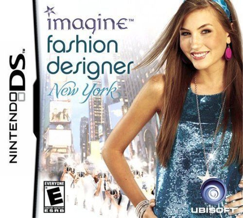 Imagine Fashion Designer Ds Rom
