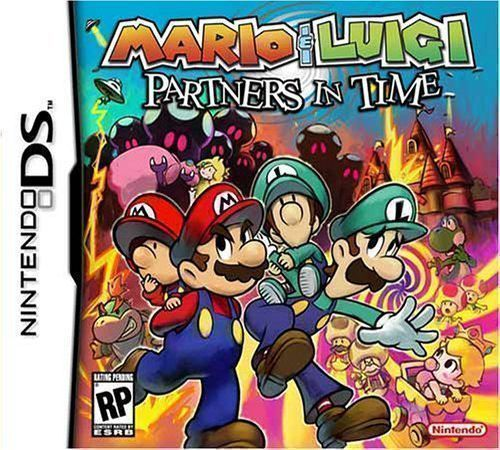 0216 Mario Luigi Partners In Time Nintendo Ds Nds Rom