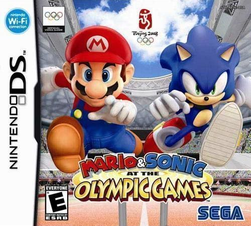 1969 - Mario & Sonic At The Olympic Games - NDS ROM Free