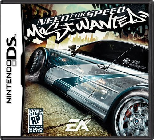 0175 - Need For Speed - Most Wanted - NDS ROM Free Download