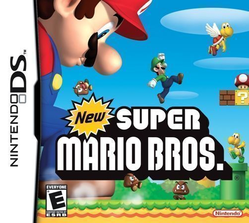 0434 - New Super Mario Bros  (Psyfer) - Nintendo DS(NDS) ROM