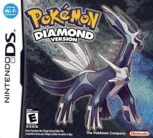 1284 - Pokemon Diamond Version (v1.13)