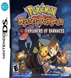 2243 - Pokemon Mystery Dungeon - Explorers Of Darkness (Micronauts)