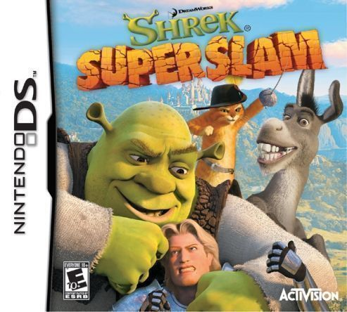 0141 - Shrek - Super Slam