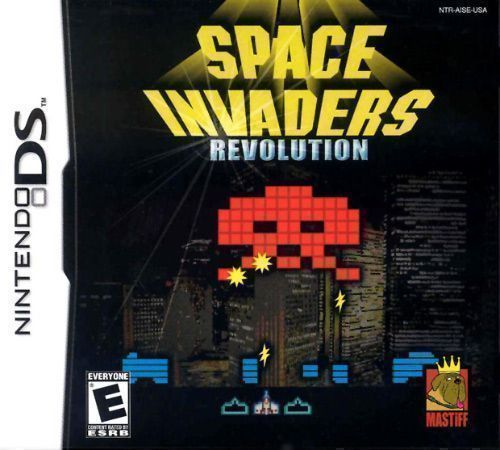 0087 - Space Invaders Revolution