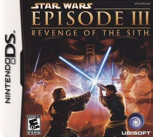 0023 Star Wars Episode Iii Revenge Of The Sith Nintendo Ds Nds Rom Download