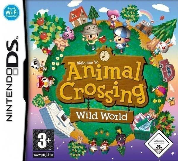 0389 - Animal Crossing - Wild World - Nintendo DS(NDS) ROM Download