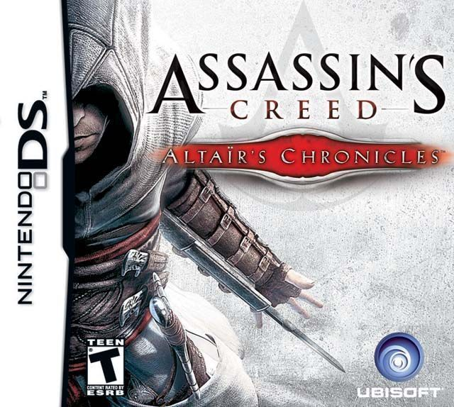 2039 - Assassin's Creed - Altair's Chronicles
