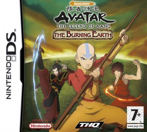1557 - Avatar - The Last Airbender - The Burning Earth (YP5P)