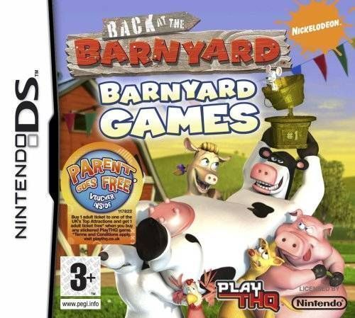 3198 - Back In The Barnyard - Slop Bucket Games (Sir VG)