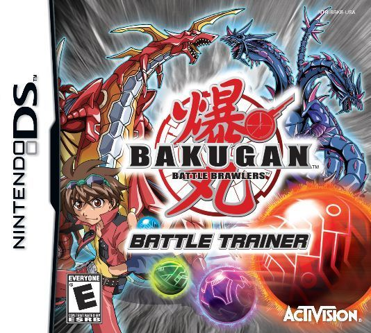 4944 - Bakugan - Battle Brawlers - Battle Trainer
