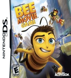 2084 - Bee Movie Game (S)(Sir VG)