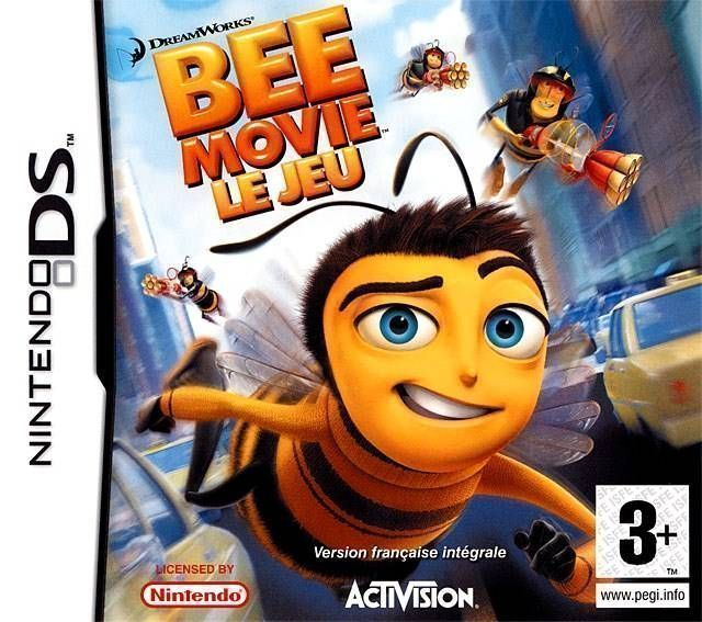 1853 bee movie le jeu nintendo ds nds rom download. Black Bedroom Furniture Sets. Home Design Ideas