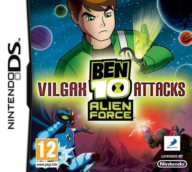 4428 - Ben 10 - Alien Force - Vilgax Attacks (EU)(BAHAMUT)