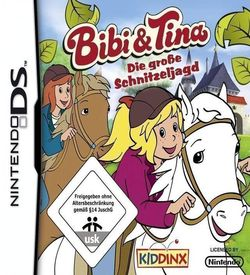 3609 - Bibi & Tina - The Great Paper Chase (EU)(1 Up)