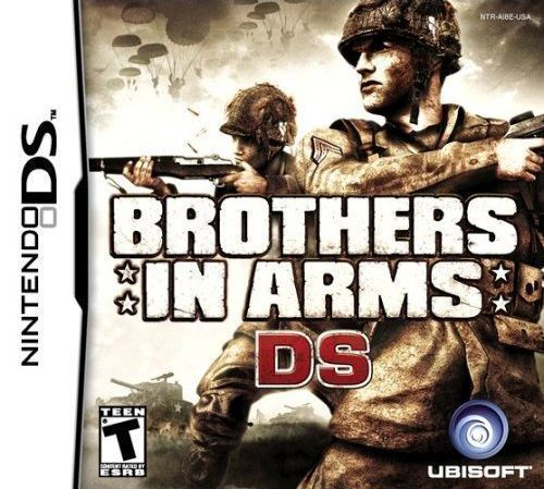1174 - Brothers In Arms DS - Nintendo DS(NDS) ROM Download