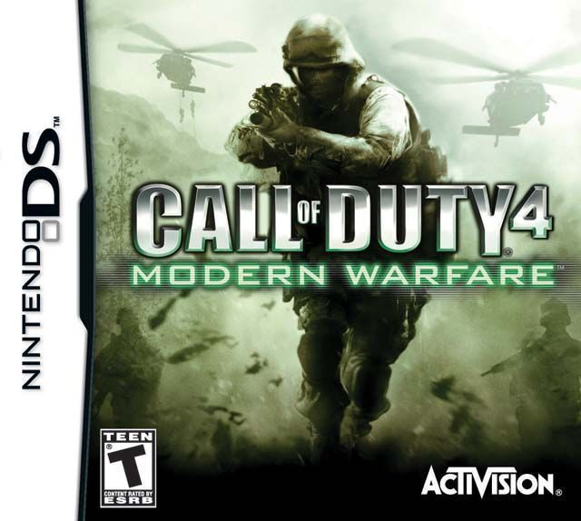 1689 - Call Of Duty 4 - Modern Warfare (S)
