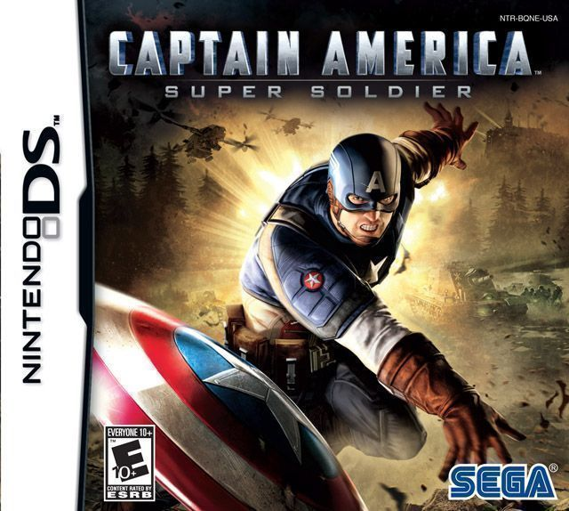 5781 - Captain America - Super Soldier