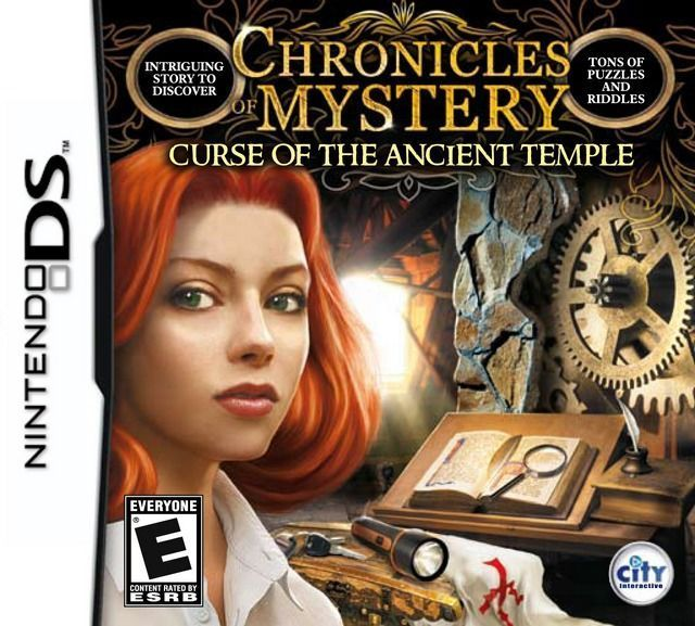 4649 - Chronicles Of Mystery - Curse Of The Ancient Temple (US)(Suxxors)