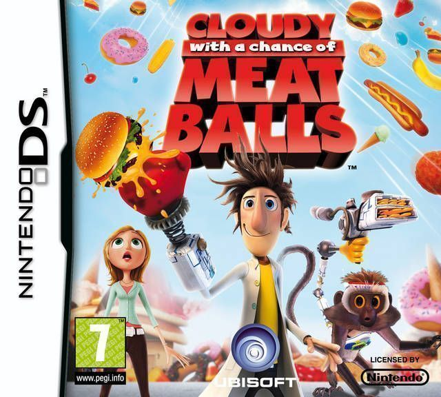 4484 - Cloudy With A Chance Of Meatballs (EU)(BAHAMUT)