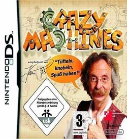 3352 - Crazy Machines (EU)