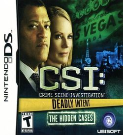 4505 - CSI - Crime Scene Investigation - Deadly Intent - The Hidden Cases (US)(Suxxors)