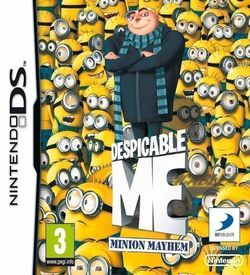 5243 - Despicable Me - Minion Mayhem