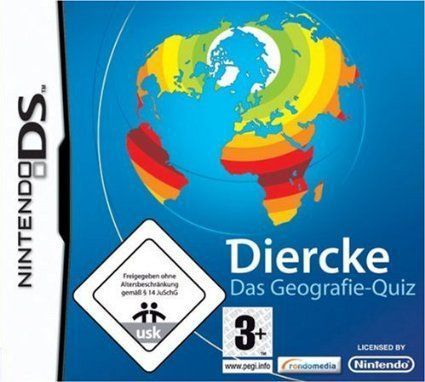 5707 - Diercke - Junior-Quiz Geographie