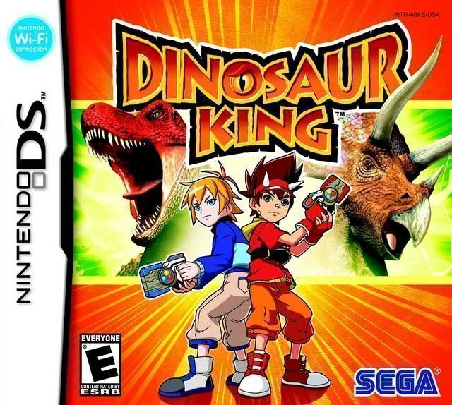 2799 - Dinosaur King - NDS ROM Free Download