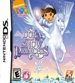 3012 - Dora The Explorer - Saves The Snow Princess