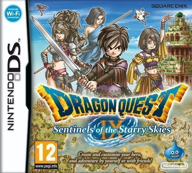 5123 - Dragon Quest IX - Sentinels Of The Starry Skies